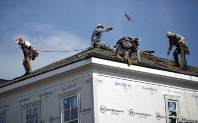 Resurgent Housing Cushioning U.S. from World Woes